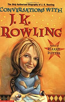 Conversations with J.K. Rowling 0749743948 Book Cover