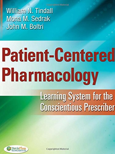 Patient Centered Pharmacology W/Access