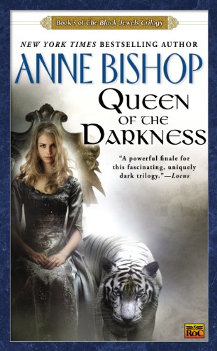 book cover of Queen of the Darkness