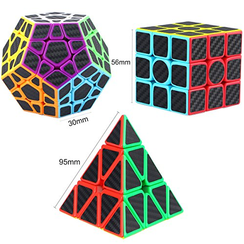 9b8bbddf8b06 Other Toys - Dreampark Speed Cube Set, Magic Cube Bundle [3 Pack ...