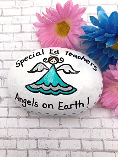 Special Education Teachers Angels on Earth Gift Paperweight