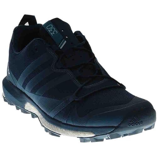 adidas outdoor Men's Terrex Agravic Blue Night/Mystery Petrol/White 6 ...