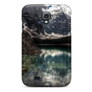 Premium [JKZmp31002IqoSW]moraine Lake Canada Case For Galaxy S4- Eco-friendly Packaging