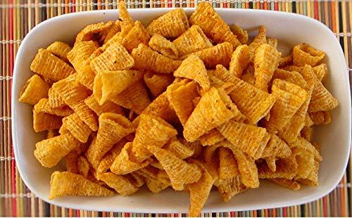 Sweet & Salty Caramel Bugles Snack, 7-3 5oz Bags - Import It