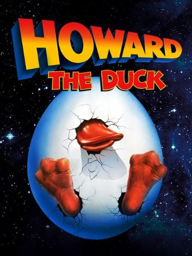 Howard the Duck (Best Delivery Service Uk)