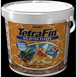 Tetrafin Goldfish Flake 2.20 Lb Bucket