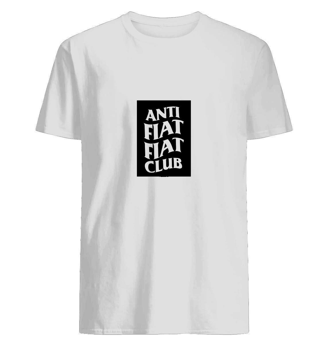 Anti Fiat Fiat Club 43 T Shirt For Unisex