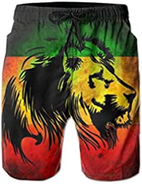 HailinED Boys Kids Cute Sunflower Quick Dry Beach Swim Trunk Solid Swimsuit Beach Shorts with Drawstring
