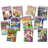 Capital Mysteries Complete Set 1 - 14 (Stepping Stones Books)