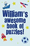 William's Awesome Book of Puzzles!, Clarity Media, 1491203080