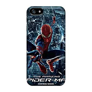 IanJoeyPatricia Iphone 5/5s Shock Absorbent Hard Phone Cases Unique Design Attractive Ant Man Image [yHJ7326tuLi]