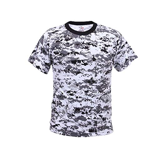 BlackC Sport T-Shirt City Digital Camo Military Digital Camouflage