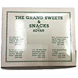 Grand Sweets And Snacks Coconut Burfi 500 Grams