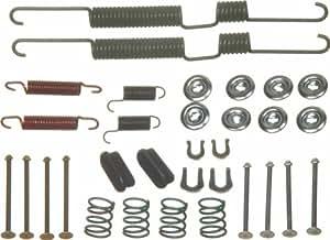wagner h17183 drum brake hardware kit rear automotive. Black Bedroom Furniture Sets. Home Design Ideas