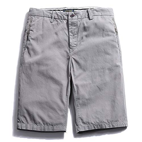 Playa Claro Pantalones Trabajo Con Para Gris Marca Mode Cortos Camuflaje Hombres Ropa Verano De Bolsillos tBTwB6