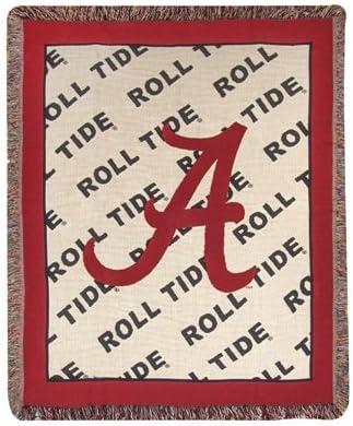 NCAA Universidad de Alabama Logo