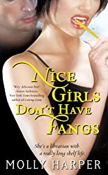 Nice Girls Don't Have Fangs (Jane Jameson series Book 1)