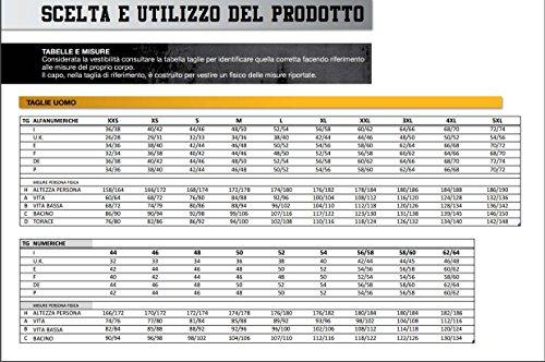 In Payper Lavoro Micropile Dolomiti Chemagliette Poliestere Maglia Felpa Mezza Da Giallo Zip Con wTqApSF