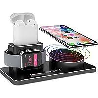 JOYEKY 10W iPhone X Wireless Charger Aluminum Wireless Charging Pad