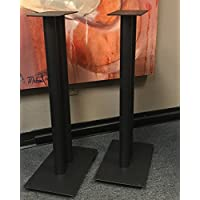 "Vega All Steel 31"" fillable Speaker Stand"