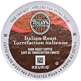 Tully's Coffee 74-00286 Italian Roast K-cups, 24-Count
