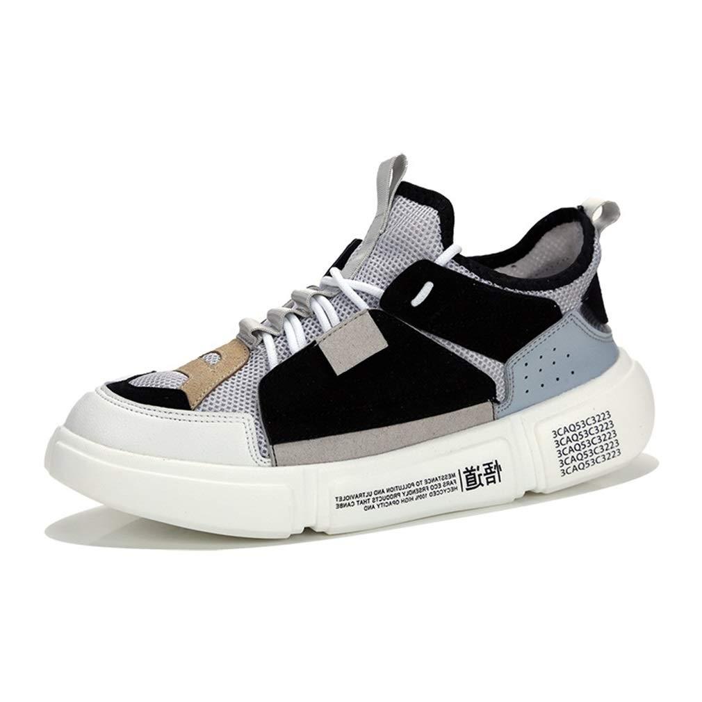 YAN Scarpe Scarpe Scarpe Casua da uomo scarpe da ginnastica basse Top Nuove scarpe da passeggio Academy traspiranti Scarpe da trekking Scarpe da passeggio (Coloreee   B, Dimensione   39) | Caratteristiche Eccezionali  | Online Store  | Facile da usare  | Louis, in d d6ce47