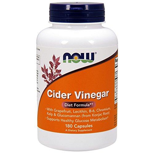 NOW Cider Vinegar Diet Formula,180 Capsules