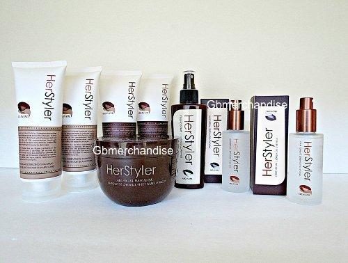 Herstyler Hair Products 2 Shampoo 2 Conditioner Serum Mas...