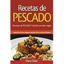 Recetas de Pescado con sabor inglés: Recetario de PESCADO Y SALSAS con sabor