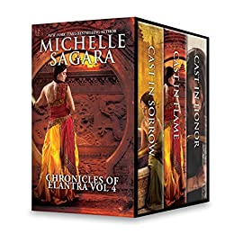 Download PDF Michelle Sagara Chronicles of Elantra Vol 4 - Cast in Sorrow\Cast in Flame\Cast in Honor