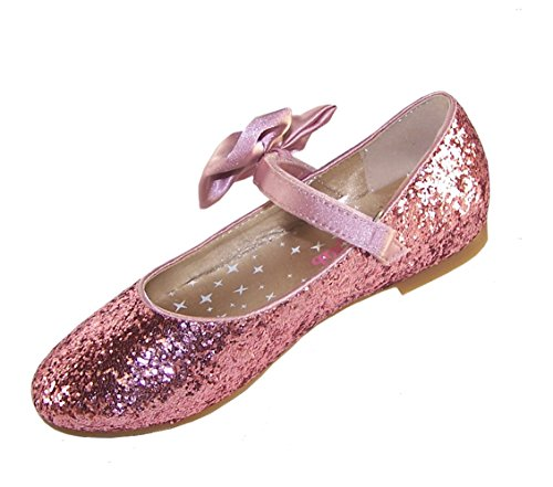 Sparkle Club  Blossom, Ballerines pour fille Rose rose