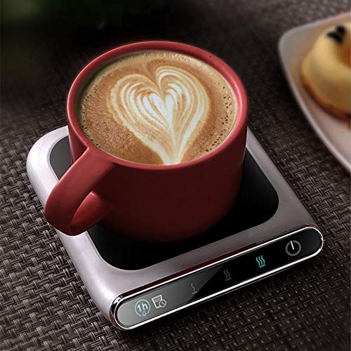 Coffee Mug Cup Warmer Heater Pad 3 Gear USB Powered Charge Heating 1pcs