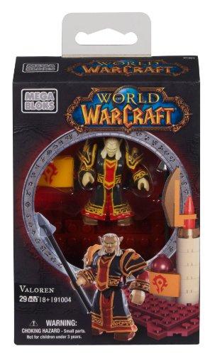 (Mega Bloks World of Warcraft Valoren (Horde Blood Elf Priest))