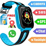 Best Gps For Kids - Kidaily Kids Smart Watch Phone with SIM Card Review