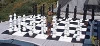 MegaChess Mega Chess Game Mat - Nylon -Mega Size