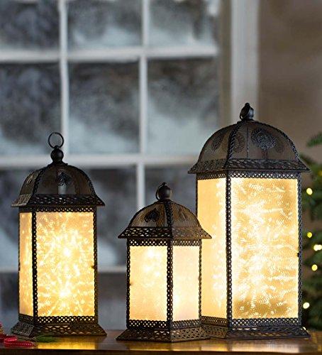 Starlight Candle Lantern - 6