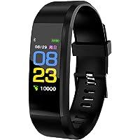 Blood pressure veryfit smart bracelet talk band for men sports bluetooth smart sleep bracelet