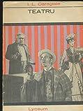 Download O noapte furtunoasă; Conu Leonida faţă cu reacţiunea; O scrisoare pierdută; Năpasta; D-ale Carnavalului (1959 Romanian Language Paperback) in PDF ePUB Free Online