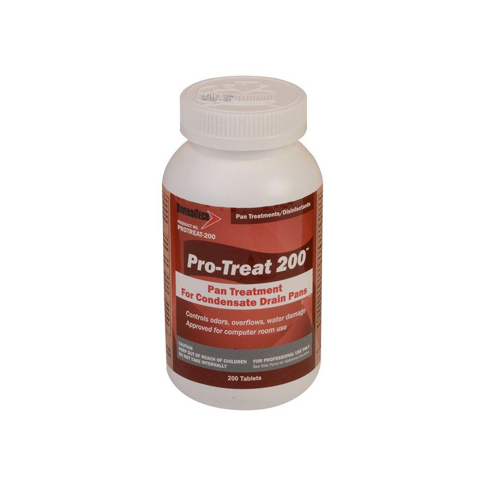 DiversiTech PROTREAT-200 Economy Drain Pan Treatment (Pack of 200)