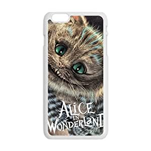 Alice In Wonderland Cell Phone Case for Iphone 6 Plus