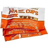 Mini Chocolate Peanot Butter Cups (Three Pack) Milk Free Nut Free Vegan