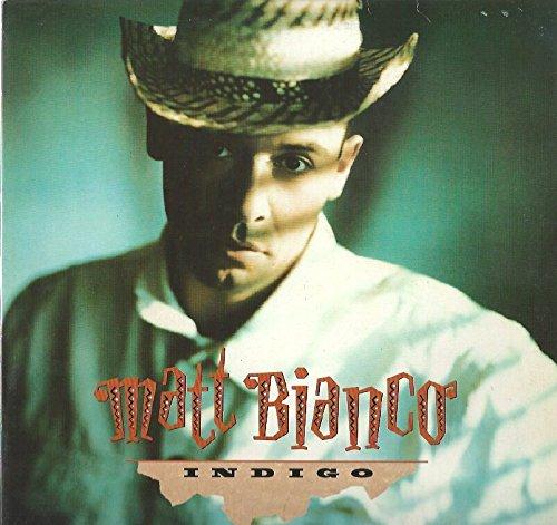 Matt Bianco: Indigo LP NM Canada WEA 24 24741 Promo ()