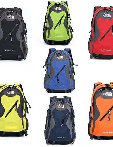 GXS Tourenrucksäcke/Wandern Tagesrucksäcke/Radfahren Rucksack/Travel Organizer ( Gelb/Grün/Rot/Schwarz/Blau/Dunkelblau/Orange , 45 L)