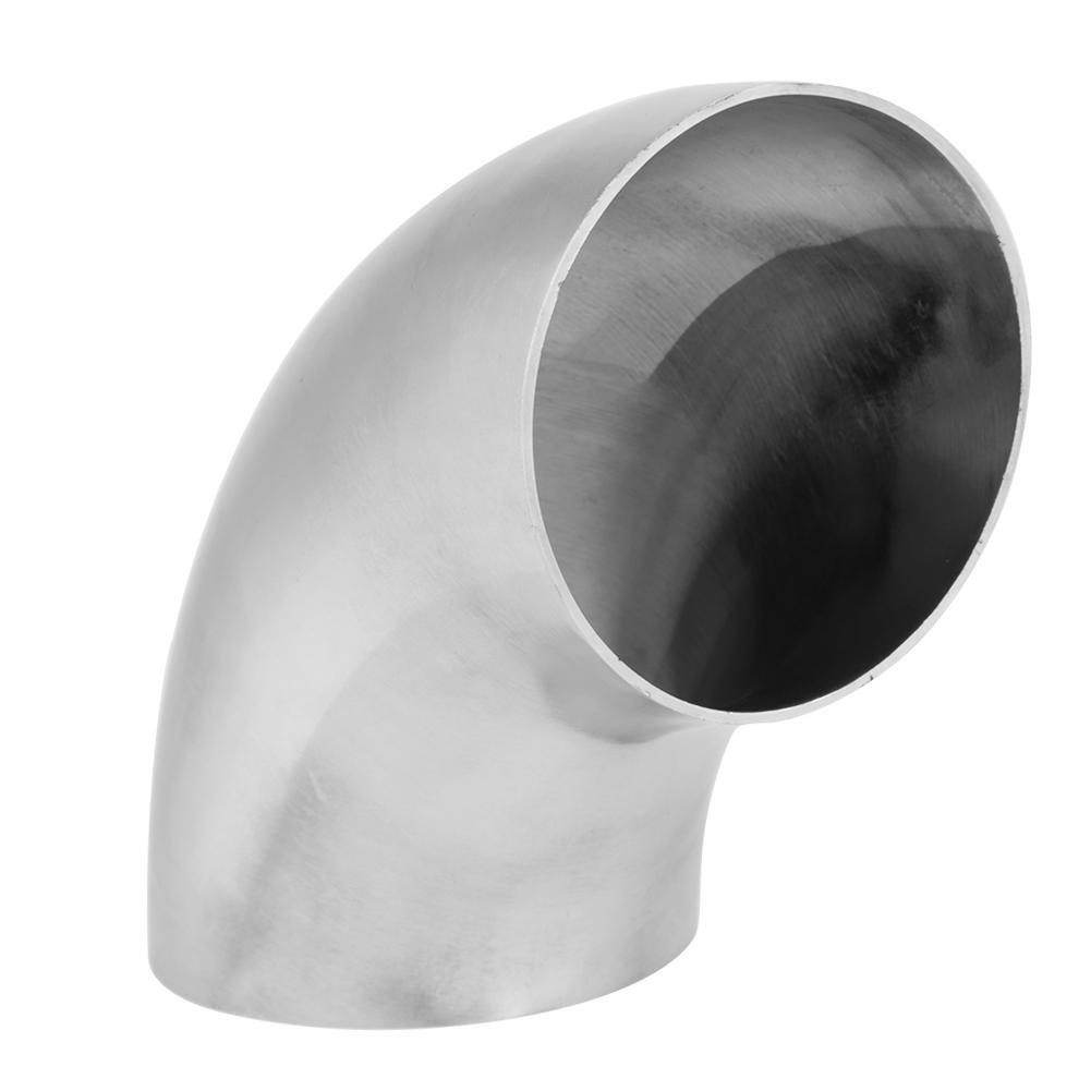 Racor para tubo a 90 grados, acero inoxidable SUS304 Empalme a codo para tubos sanitarios 90 grados, acero inoxidable 89 mm: Amazon.es: Bricolaje y ...