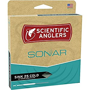 Amazon Com Scientific Anglers Sonar Sink 25 Cold Water