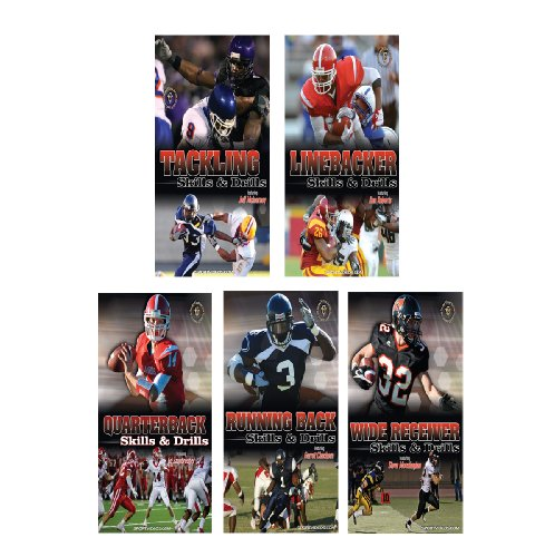 Football Coaching 5 DVD Instructional Set