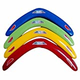 Paleo Plastic Triangle V Shaped Boomerang Frisbee Kids Toy Throw Catch Outdoor Game