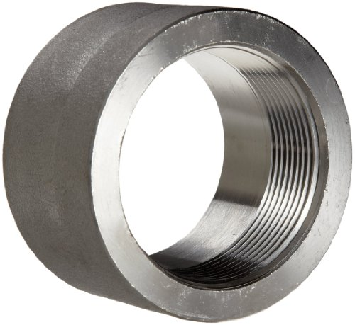 Half Coupling (304/304L Forged Stainless Steel Pipe Fitting, Half Coupling, Class 3000, 1
