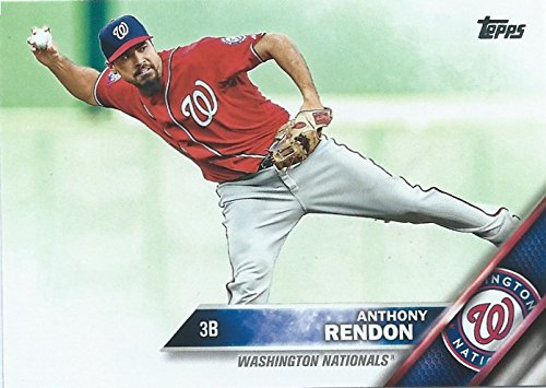 2016 Topps #520 Anthony Rendon