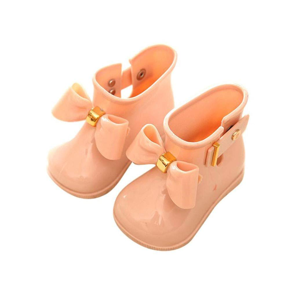 Toddler Girls Boys Water Jelly Rubber Sandals Shoes